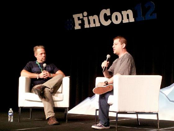 J.D. interviews Flexo at FINCON 2012