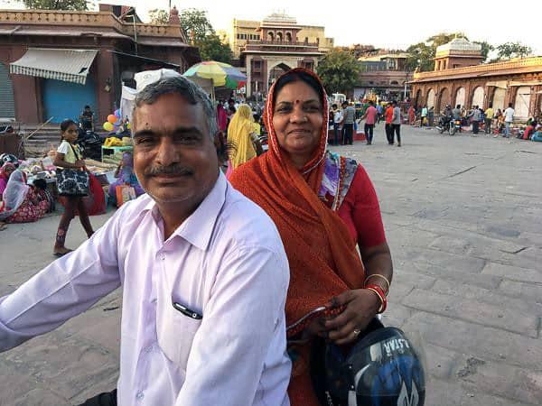 Bhagwandas and Durga