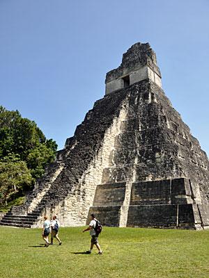 Tikal (Temple I)
