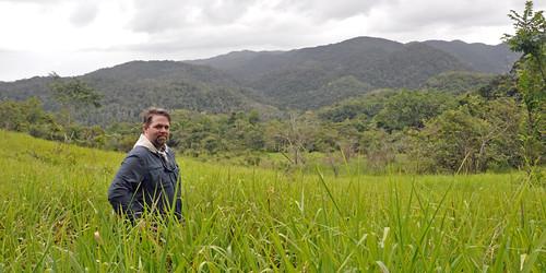 J.D. Overlooking a Vista