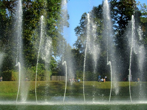 Mirror Fountain - Versailles