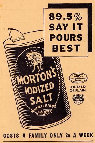 Salt ad
