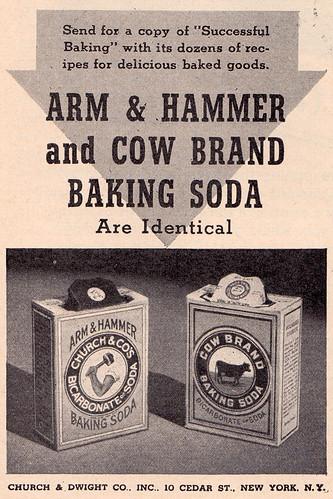 Baking soda ad