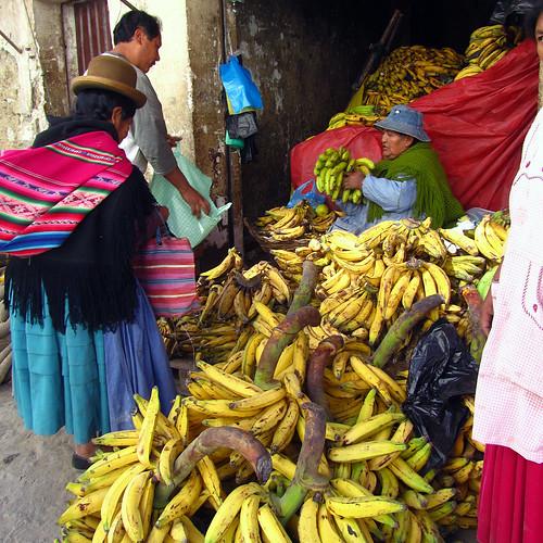 El Mercado Rodriguez, La Paz, Bolivia