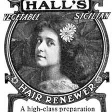 [ad for hair renewer]