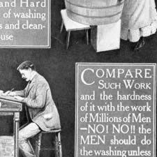 [ad for some sort of clotheswashing thing, though I'm not sure what]
