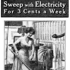 [ad for Hoover Suction Sweepers]