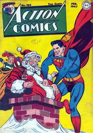 Action Comics 105